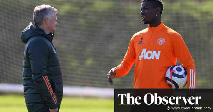 Ole Gunnar Solskjær wants Paul Pogba to stay at Manchester United