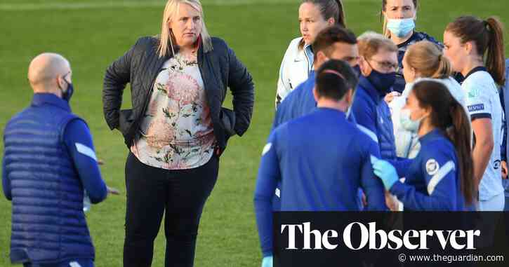 Hayes dreams of women's and men's Champions League double for Chelsea