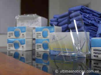 Activado centro de acopio de insumos anti covid en Guarenas - Últimas Noticias