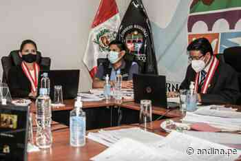 Huánuco declara prioritaria construcción de tramo de Ambo a Lauricocha - Agencia Andina