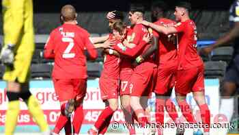 Our live blog of Leyton Orient v Carlisle United - Hackney Gazette