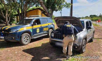 Empresária é presa após ser flagrada com veículo de luxo roubado - Parnaiba - Cidadeverde.com