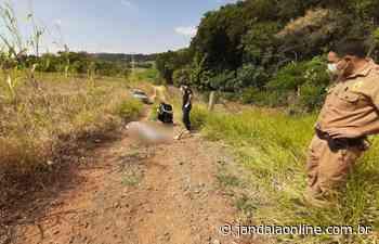 Corpo é encontrado na zona rural de Jandaia do Sul - Jandaia Online