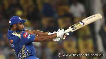'Never seen that before': Cricket world in awe of 'one of the greatest IPL innings' ever
