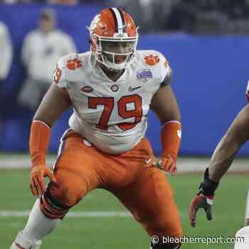Jackson Carman NFL Draft 2021: Scouting Report for Cincinnati Bengals OT - Bleacher Report