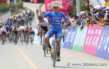 Vuelta a Colombia: Bernardo Suaza vence en Villa de Leyva - Zikloland