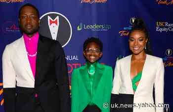 Gabrielle Union and Dwyane Wade have a simple warning for transphobes: 'If you come at us, be very prepared' - Yahoo News UK