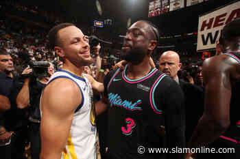 Dwyane Wade Calls Steph Curry Impossible To Guard - SLAM Online