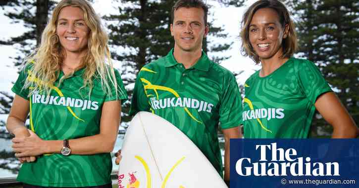 Australia's surfers seek to justify Olympic selection after rocky start to WSL   Kieran Pender
