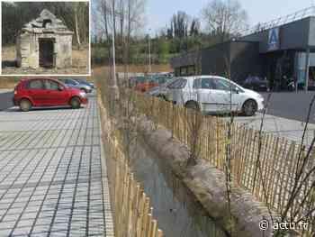 Val-d'Oise. Le nouveau Aldi de Magny-en-Vexin bien intégré dans l'environnement - actu.fr