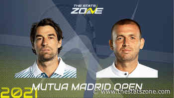 2021 Madrid Open First Round – Jeremy Chardy vs Daniel Evans Preview & Prediction - The Stats Zone