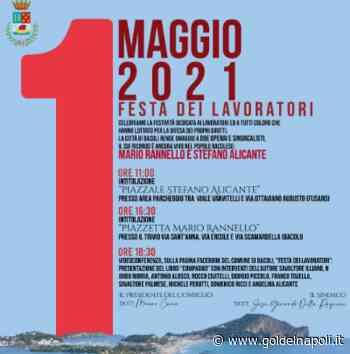 Bacoli, Festa dei Lavoratori. Intitolazioni dedicate a Mario Rannello e Stefano Alicante - Gol del Napoli