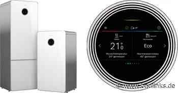 Neue Sole/Wasser-Wärmepumpe Compress 7800i LW von Bosch in diversen Varianten