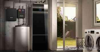 Zwei neue Sole-Wasser-Wärmepumpen-Baureihen von Buderus mit bis zu 16 kW Leistung