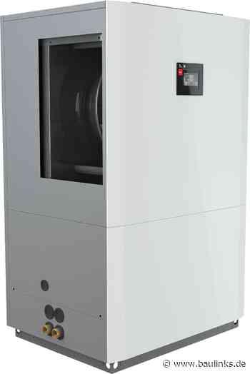 Invertergeregelte Heizungs-Wärmepumpe für die Innenaufstellung von Glen Dimplex
