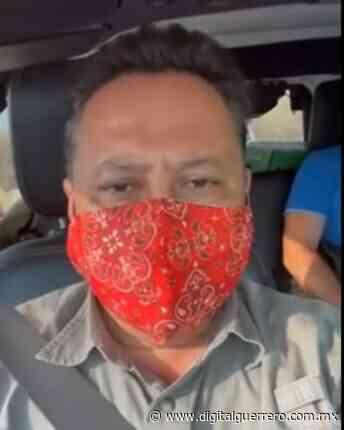 Vídeo: Héctor Vicario se solidariza con Buena Vista de Cuéllar - Digital Guerrero