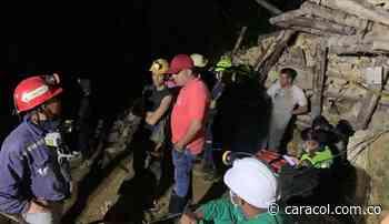 Fallece una persona en accidente minero en Marmato - Caracol Radio
