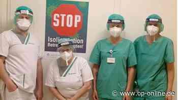 Persönliche Grenzerfahrungen: Krankenschwester vom Corona-Team der Asklepios-Klinik Seligenstadt berichtet - op-online.de