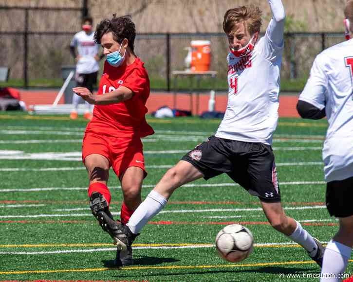 Mechanicville easily captures Wasaren League boys' soccer title