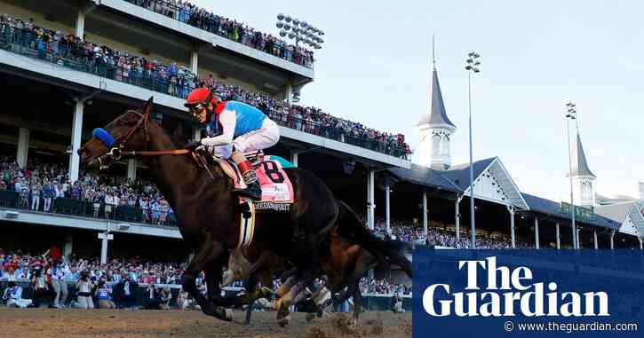 Medina Spirit crosses first as Bob Baffert wins record seventh Kentucky Derby
