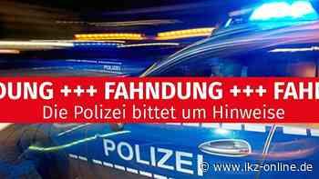 Polizei sucht in Hemer nach bewaffnetem Räuber - IKZ