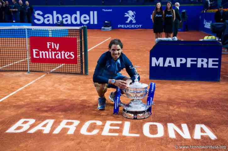 ThrowbackTimes Barcelona: Rafael Nadal ties Guillermo Vilas' record