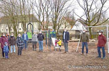 Schwabach: Neuer Spielplatz in Dietersdorf bald fertig - inFranken.de