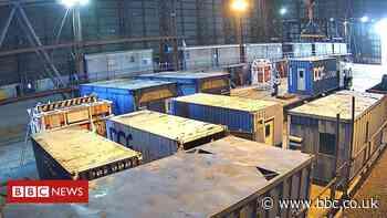 Former BiFab yard in Burntisland secures first tenant