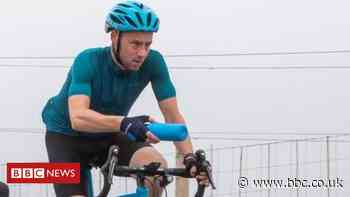Scottish cyclist Josh Quigley forced to pull out of Guinness World Record bid