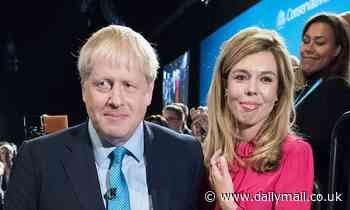 MAIL ON SUNDAY COMMENT: Country has better things to worry about than Boris and Carrie's wallpaper