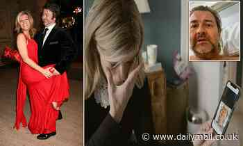 KATE GARRAWAY's Covid-ravaged husband lay trapped for months - but then came flickers of life