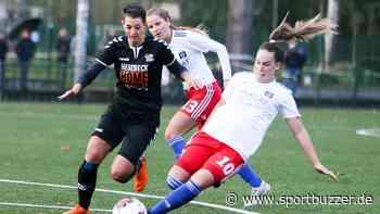 SV Henstedt-Ulzburg muss für den Sprung in die 2. Bundesliga Hannover 96 bezwingen - Sportbuzzer