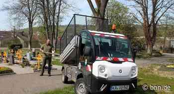 Verwaltungen in Pfinztal und Stutensee geben wenig Gas mit E-Autos - BNN - Badische Neueste Nachrichten