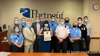 Portneuf security receives international recognition - Local News 8 - LocalNews8.com