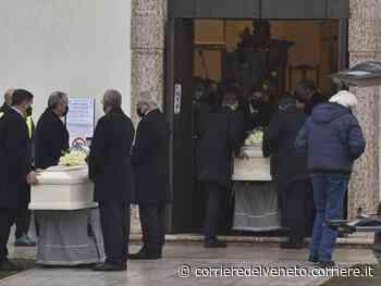 Omicidio Trebaseleghe, due paesi in lutto per l'ultimo saluto a Pietro e Francesca - Corriere della Sera