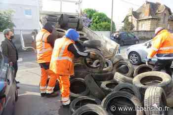 Dépôts sauvages à Wissous : des opérations retour à l'envoyeur organisées «systématiquement» - Le Parisien