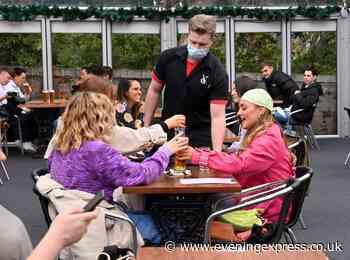 Thousands head to Aberdeen's bars and restaurants for May Day weekend - Aberdeen Evening Express