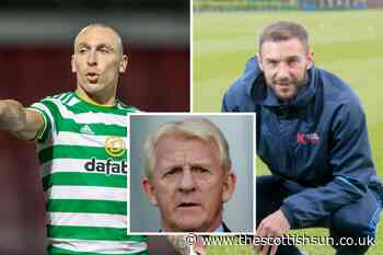 Celtic star Scott Brown will enjoy being 'influence' again at Aberdeen says Strachan as he reveals Kevin Th... - The Scottish Sun