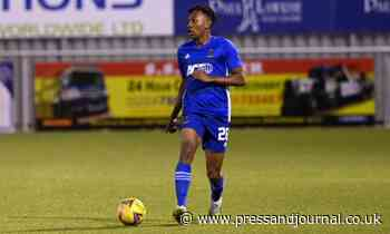 Cove Rangers loanee Kieran Ngwenya making most of temporary switch from Aberdeen - Press and Journal