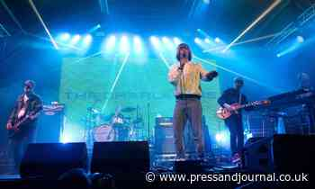 The Charlatans will end 30th anniversary tour in Aberdeen's Music Hall - Press and Journal