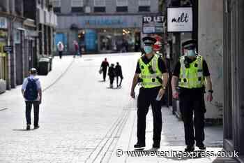 Aberdeen police vow to improve - despite high public satisfaction rate - Aberdeen Evening Express