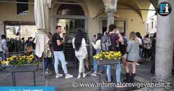 Vigevano, ultima domenica in zona arancione: ecco la situazione in centro - Informatore Vigevanese