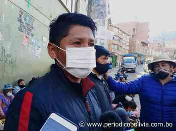 Armin Lluta confirma el bloqueo de las mil esquinas - Periódico Bolivia