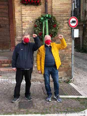 FOTO | Primo Maggio, cerimonia a Giulianova di commemorazione caduti proletari della prima guerra mondiale - ekuonews.it