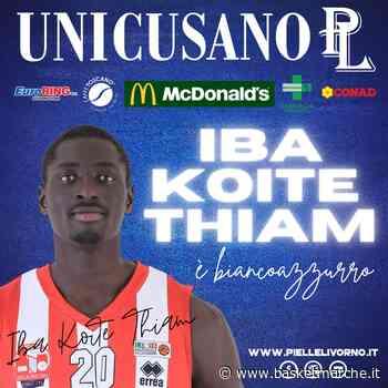 Ufficiale, Iba Thiam lascia il Giulia Basket Giulianova e firma per la Pielle Livorno - - Basketmarche.it