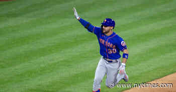 Mets Rally to Beat Phillies After Squandering Lead