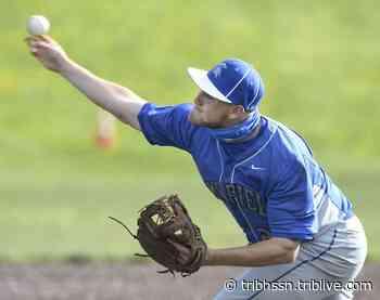 Clutch hits, bullpen lift Hempfield baseball past Penn-Trafford | Trib HSSN - TribLIVE