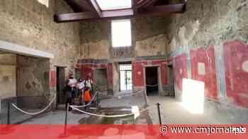 Parque Arqueológico de Pompeia reabre após confinamento - Vídeos - Correio da Manhã