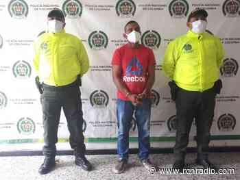 Capturan a hombre que habría abusado de su propia hija en Sabanalarga (Atlántico) - RCN Radio