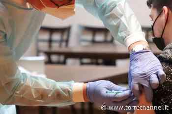 Torre del Greco - Continua senza sosta l'attività del Punto vaccinale territoriale, somministrate oggi oltre 250 dosi - Torrechannel